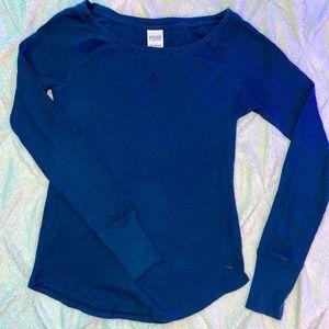 pink/Victoria's secret long sleeve shirt